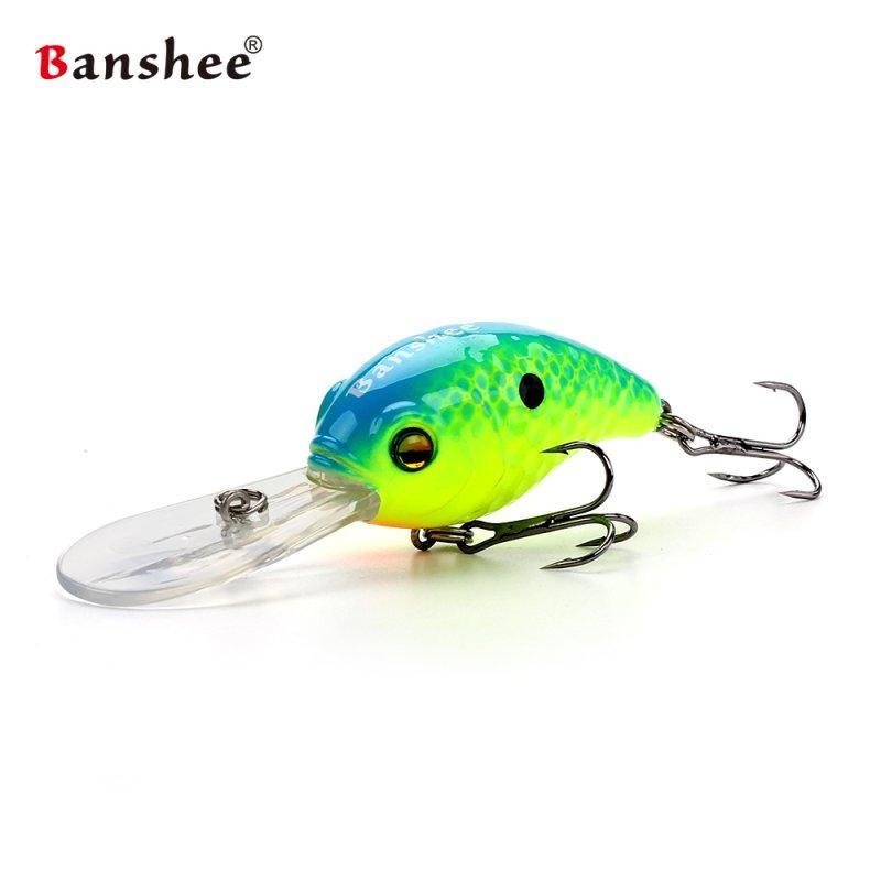 Рыболовная приманкаBanshee 50 мм 10 г