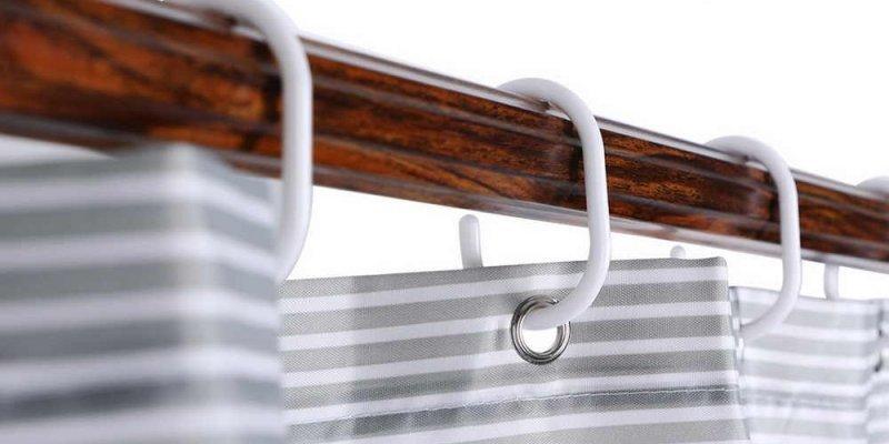ТОП-5 улетных душевых шторок с AliExpress