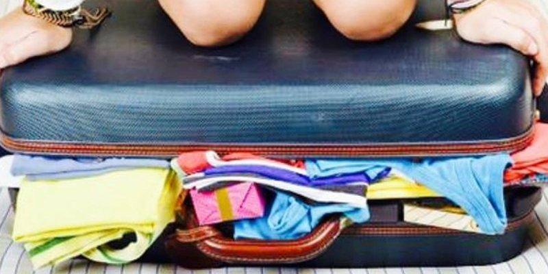5 стильных чемоданов с AliExpress