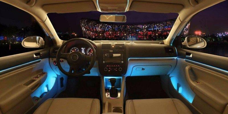 ТОП-5 шикарных подсветок для авто от AliExpress
