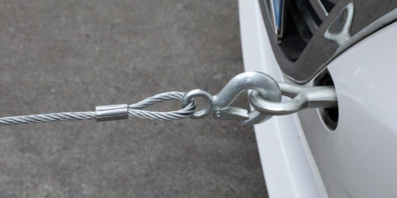 5 крепких тросов для буксировки авто из Aliexpress