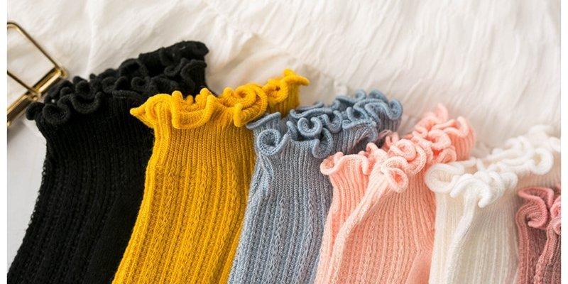5 крепких пар носков за копейки с AliExpress