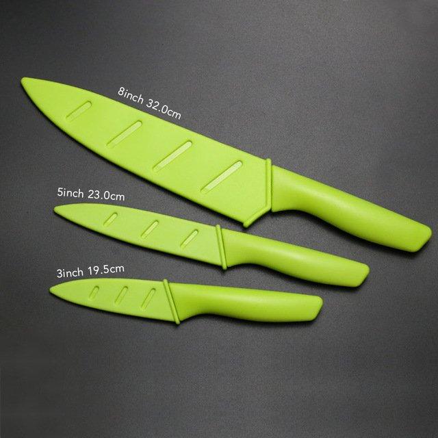 Ножи цветные MYVITиз стали