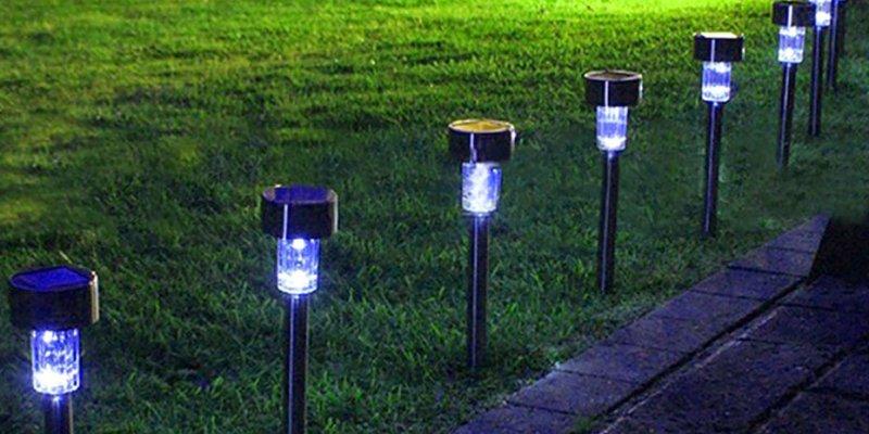5 необычных садовых фонарей из AliExpress