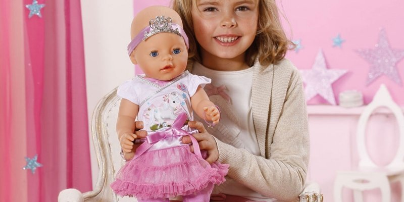 ТОП-5 красивых нарядов для кукол с  Aliexpress