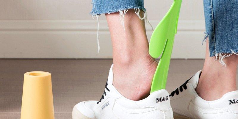 5 необычных рожков для обуви из AliExpress