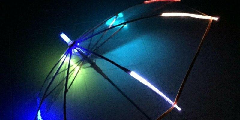 5 крепких зонтиков с AliExpress