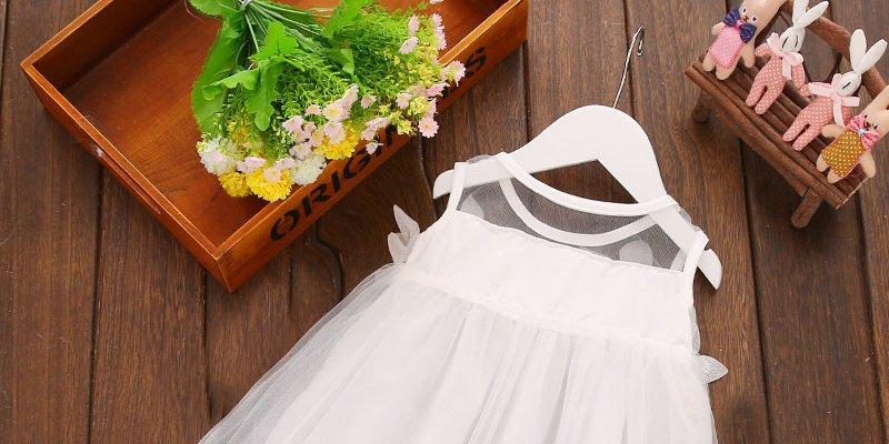ТОП-5 очаровательных платьев для девочек из AliExpress