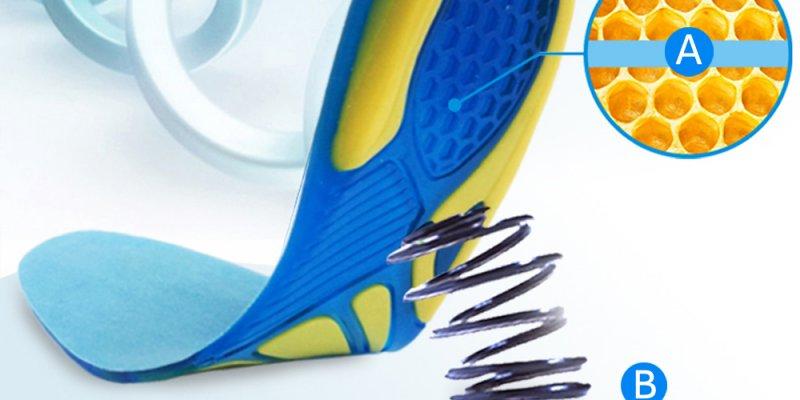 ТОП-5 крутых ортопедических стелек из AliExpress