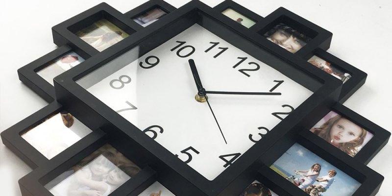 5 модных настенных часов с AliExpress
