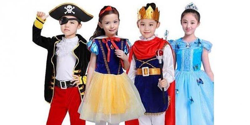Лучшие карнавальные костюмы с Aliexpress