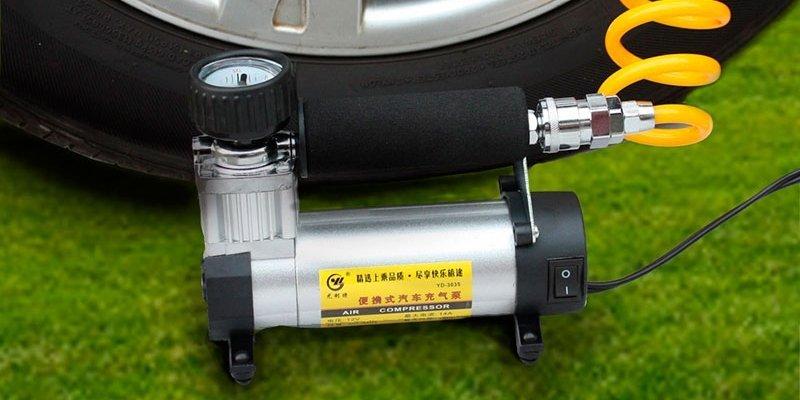 ТОП-5 мощных автомобильных компрессоров из AliExpress