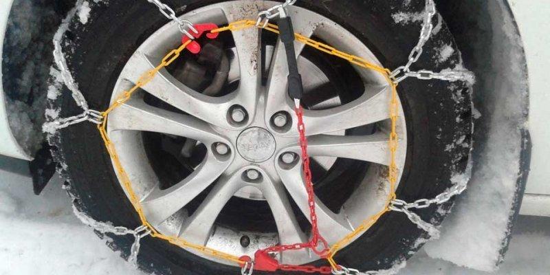 ТОП-5 надежных цепей противоскольжения для авто из AliExpress