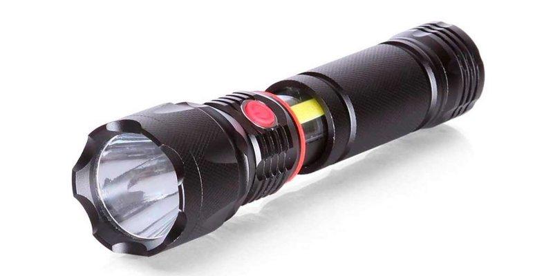 5 ярких светодиодных фонариков с Aliexpress