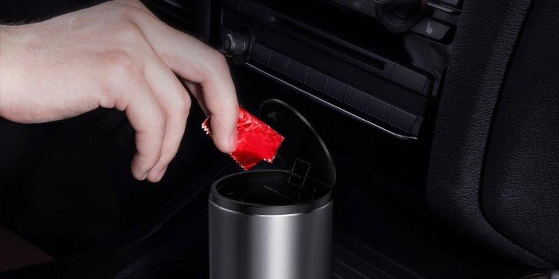 5 лучших мусорок в авто с AliExpress