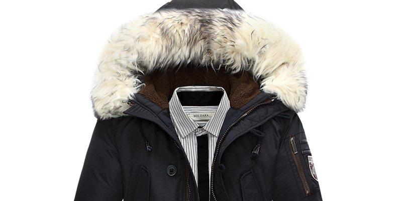 Топ-10 пуховиков на зиму для мужчин из AliExpress