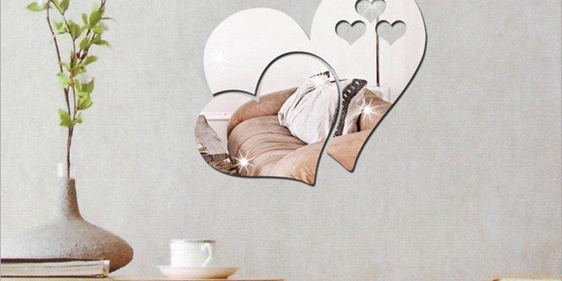 5 потрясающих зеркальных наклеек от AliExpress