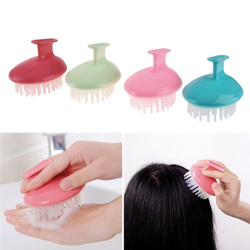 Массажный гребень для мытья головы