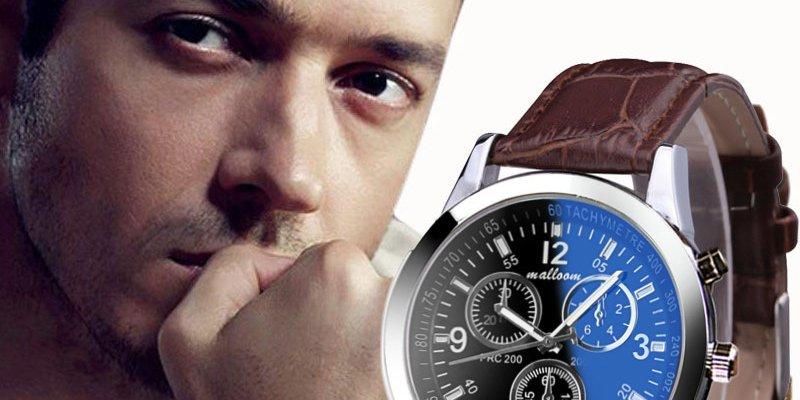 10 стильных часов для настоящих мужчин из AliExpress