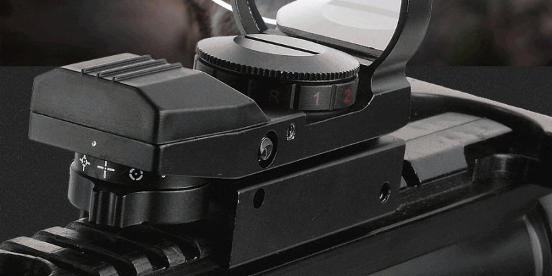 ТОП-5 прицелов для стрельбы с ALIEXPRESS