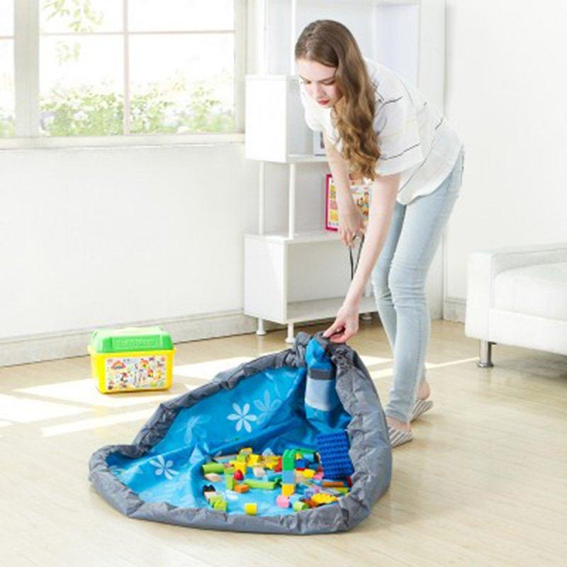 Портативный манеж-мешок для детей