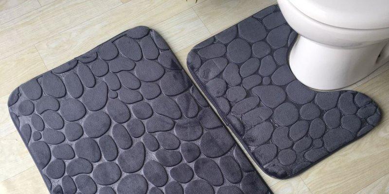 5 шикарных ковриков для ванной из AliExpress