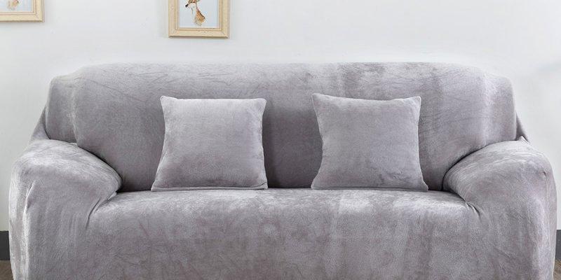 ТОП-5 красивых чехлов на диван и кресло с AliExpress