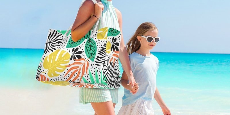 5 шикарных пляжных сумок с ALIEXPRESS