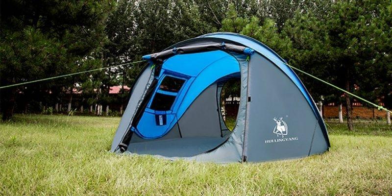 5 крутейших палаток с AliExpress