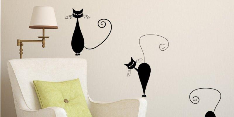 5 мимишных декоративных наклеек с AliExpress