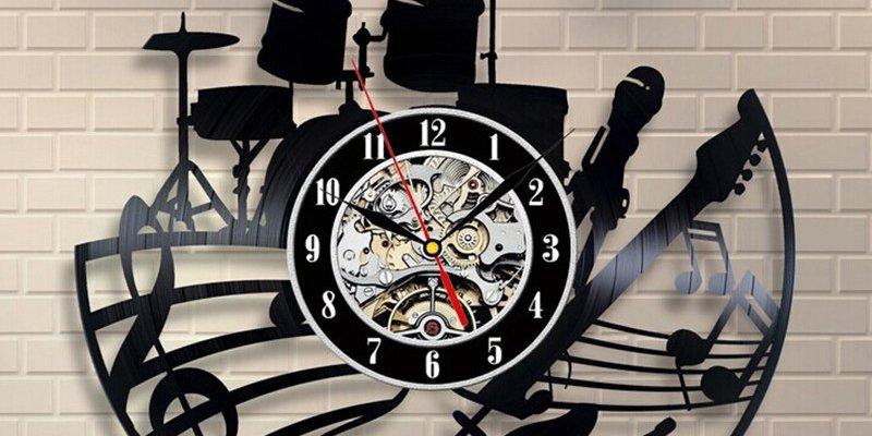 ТОП-10 потрясающих настенных часов из AliExpress