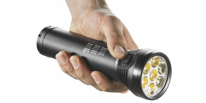 5 ярких фонариков из AliExpress