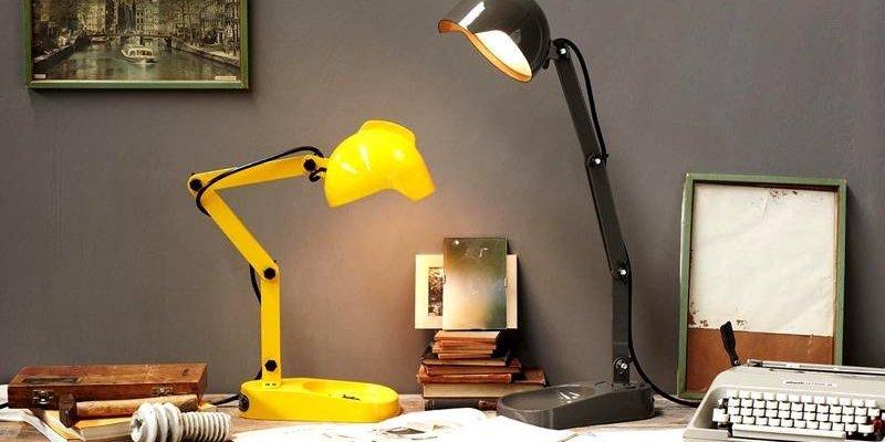 5 ярких настольных ламп с AliExpress