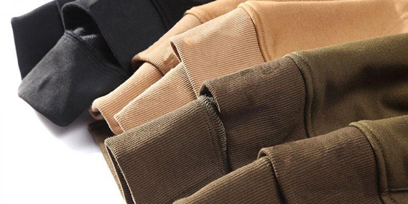 ТОП-10 стильных мужских худи и толстовок из AliExpress