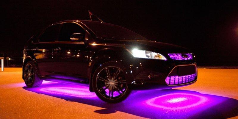 ТОП-5 идей светодиодного освещения для авто от Aliexpress
