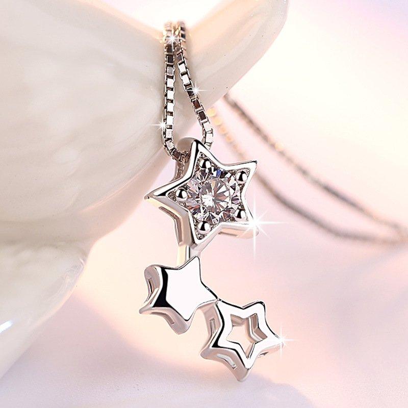 Изысканная подвеска Звезды