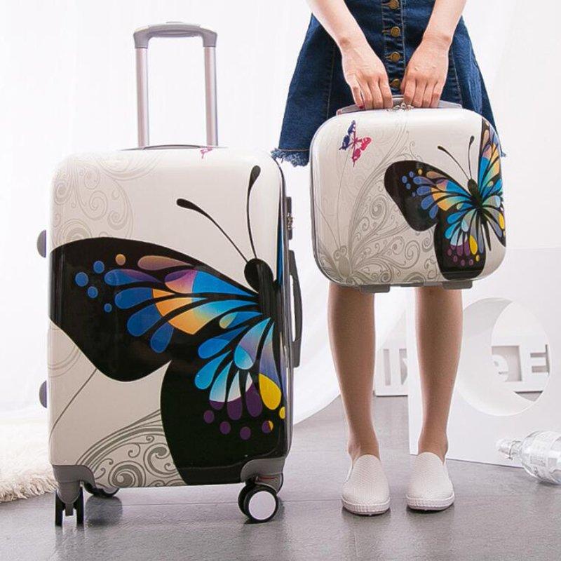 Набор для багажа Бабочка