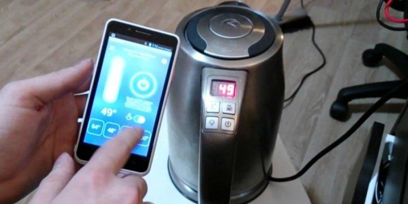 5 умных электрочайников от Aliexpress