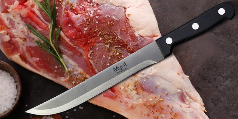 5 самых лучших кухонных ножей от AliExpress