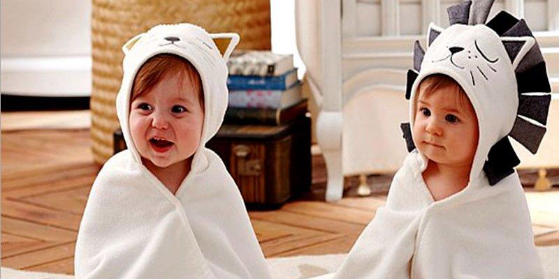 10 мягких полотенец для детей из AliExpress
