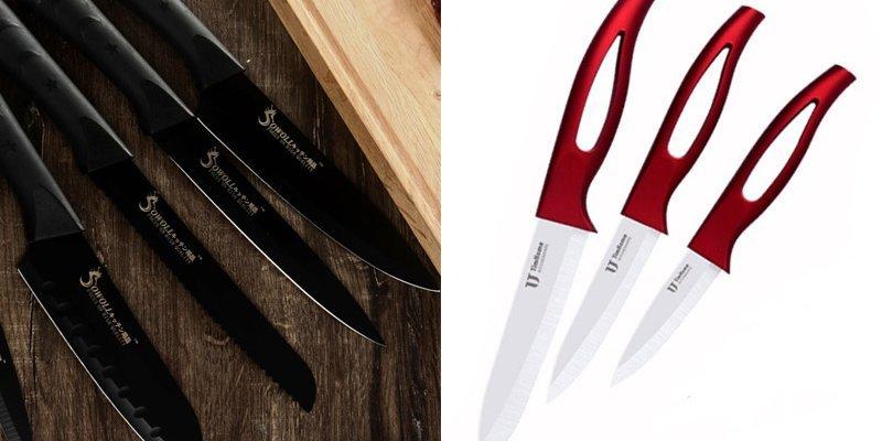 Лучшие наборы ножей, которые можно купить на AliExpress