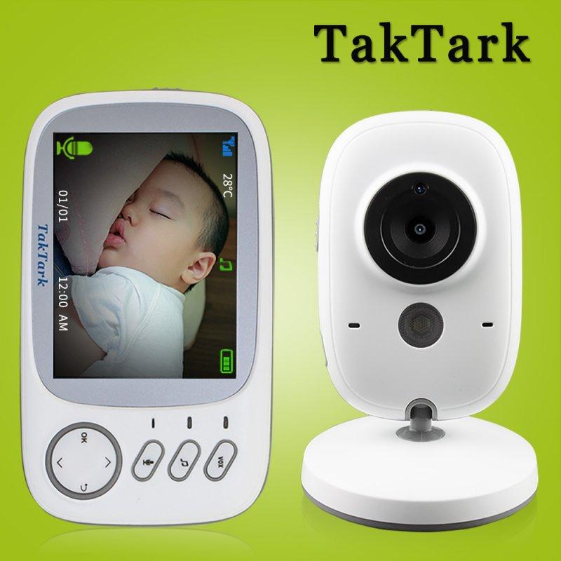 ВидеоняняTakTark с ночной съемкой