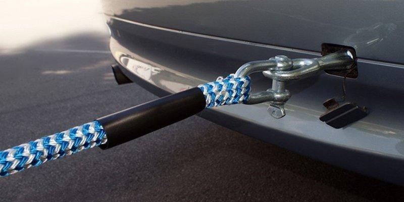 ТОП-5 товаров для буксировки авто из AliExpress
