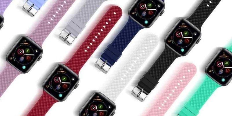 5 красивейших ремешков для Apple watch с AliExpress