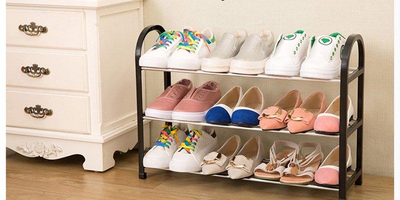 5 идей для хранения обуви дома из AliExpress
