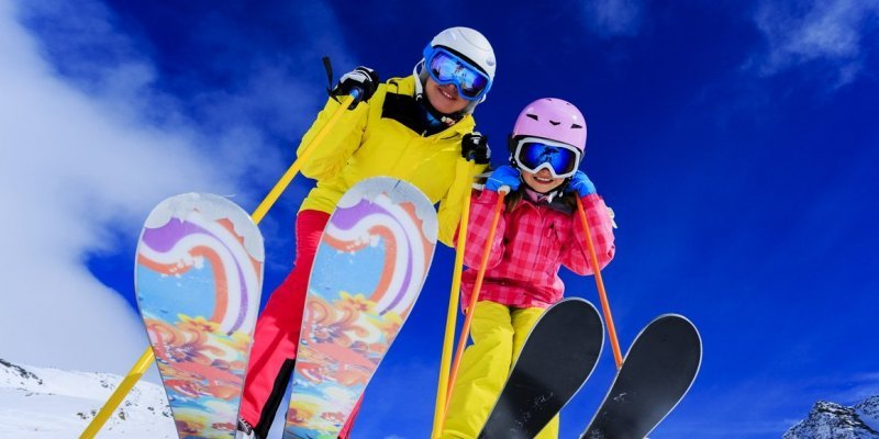 ТОП-5 важных вещей для лыжника от Aliexpress
