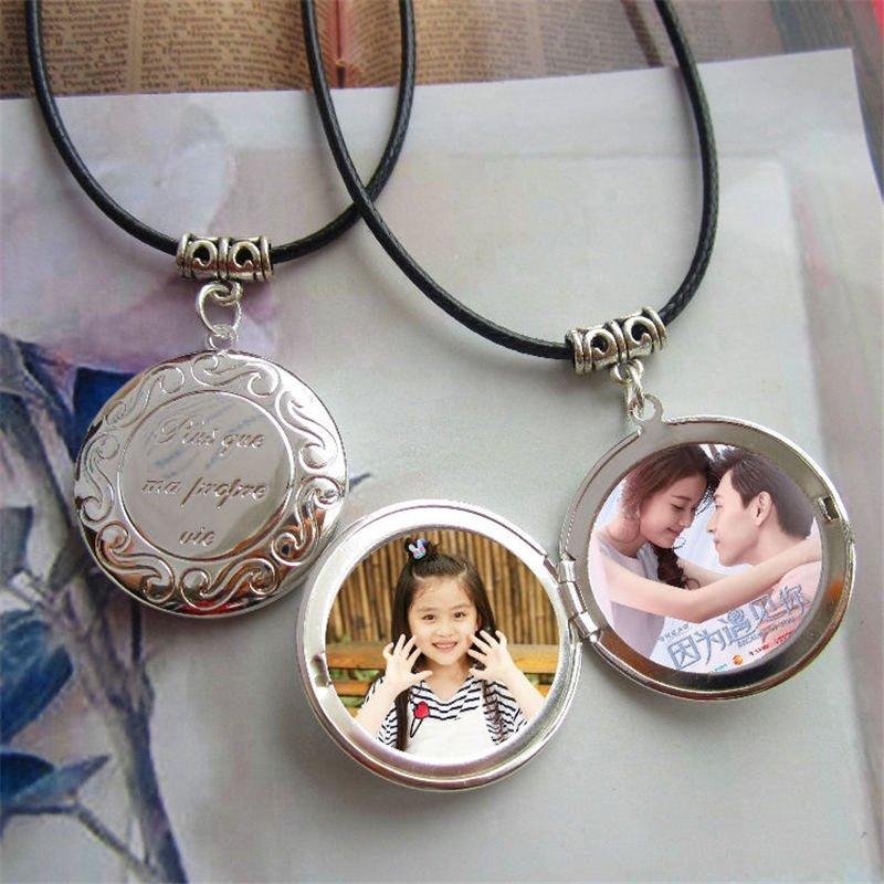 Медальон Любимые с фото