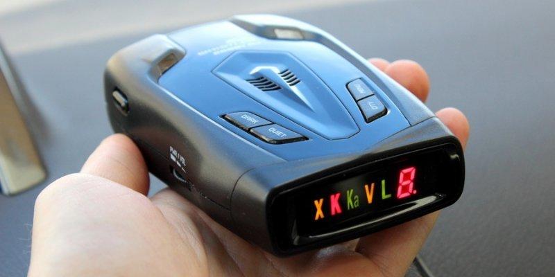 ТОП-5 лучших радар-детекторов в авто из Aliexpress