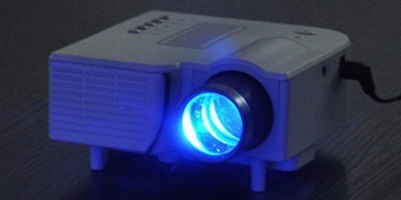 ТОП-5 недорогих проекторов из AliExpress