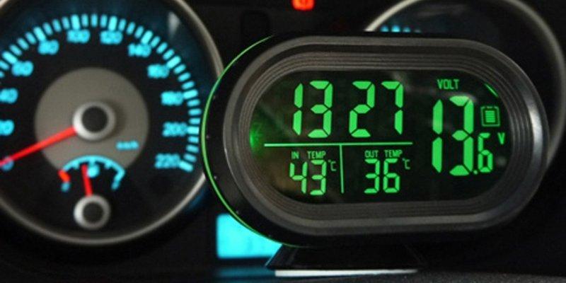 ТОП-5 умных часов для авто с Aliexpress